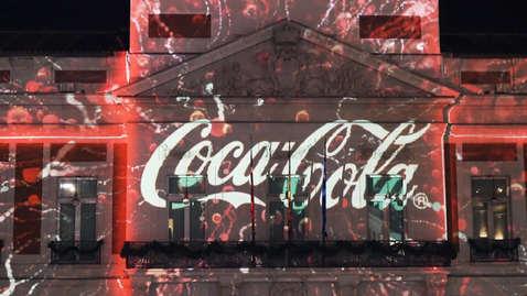 COCA COLA (CAMPANADAS 2020) - MOTION GRAPHICS