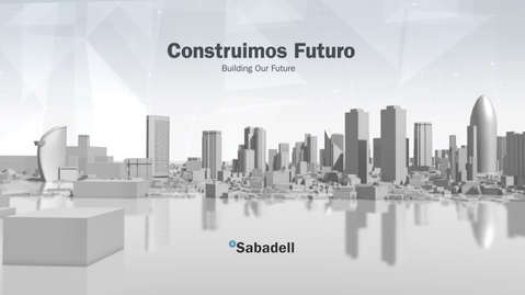 SABADELL - 3D MOTION GRAPHICS