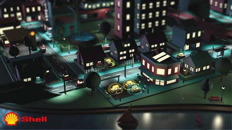 SHELL - CITY ANIMATION