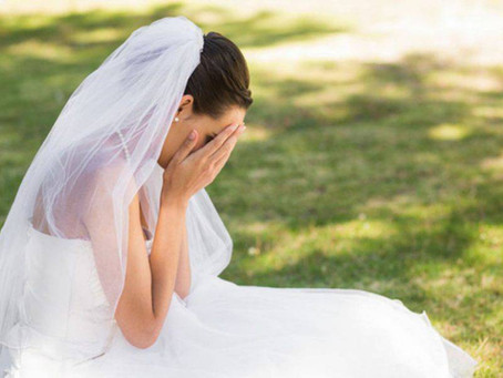 Most important question of my life: do I have to cancel my wedding because of the Coronavirus?