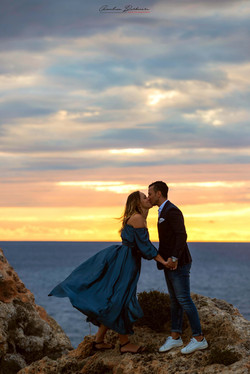 Wedding Proposal Golden Bay