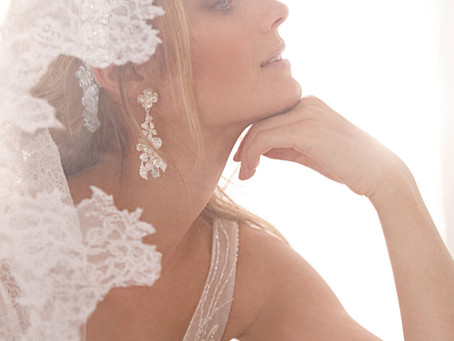 5 types of veils for your wedding