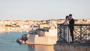 LAST-MINUTE ELOPEMENT in  Valletta