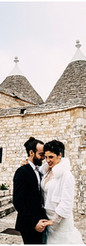 Wedding in Puglia, in Italy