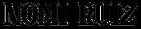 Nomi Ruiz Logo blk.png