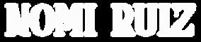 Nomi Ruiz Logo wht.png