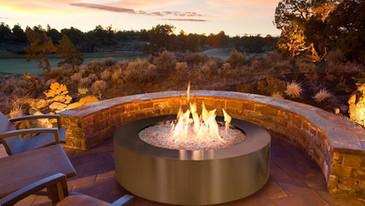Bonfire Outdoor Gas Fireplace