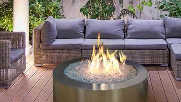 Campfire Outdoor Gas Fireplace