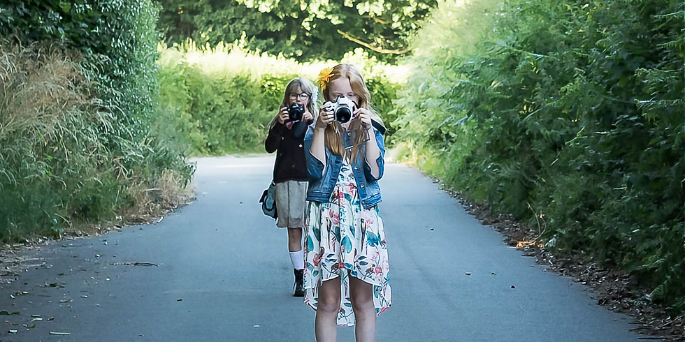 Teen Photography Course - Knutsford (1)