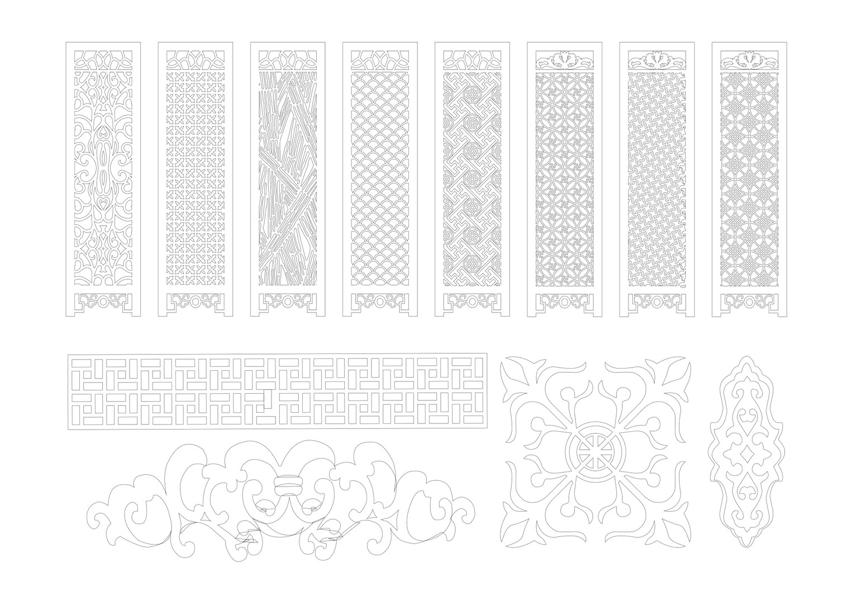 Jaali designs Blue book dvd2 _109-202-35