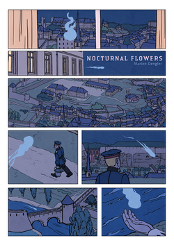Nocturnal Flowers pg.1