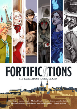 """Cover """"Fortific(a)tions"""""""