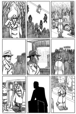 Comic Page III