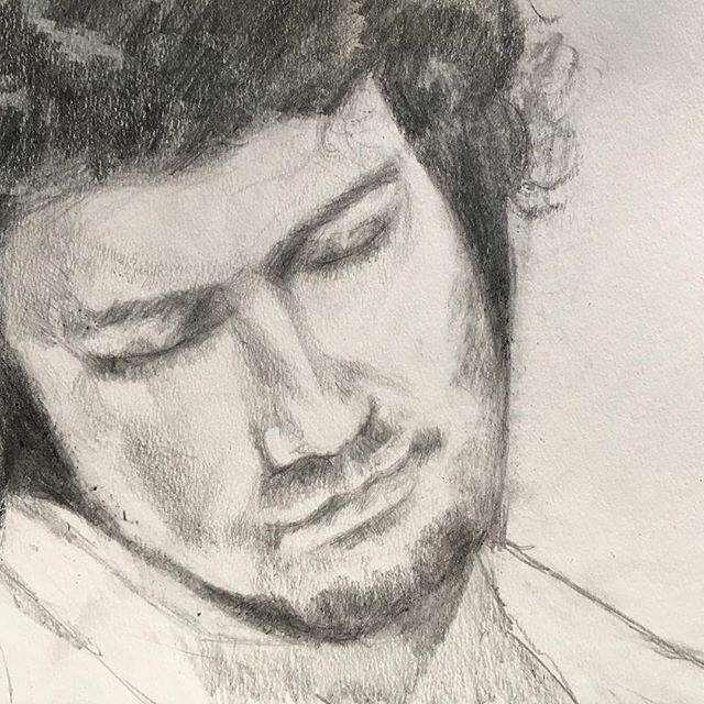 #jonaskaufmann #doncarlos #drawing #opera #art🎨 #artandopera