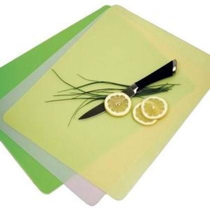 TABLA FLEXIBLE PARA PICAR 3 PIEZAS 3 028901000387