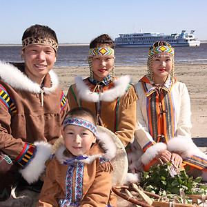 Siberian Adventure - Lena River