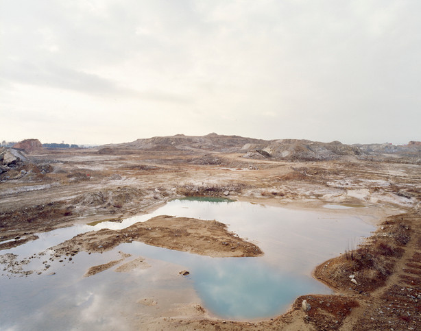 The land-H11, C-print, 120x150cm, 2012