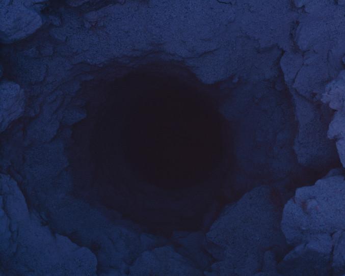 The Hole-1, C-print, 152x190cm, 2015
