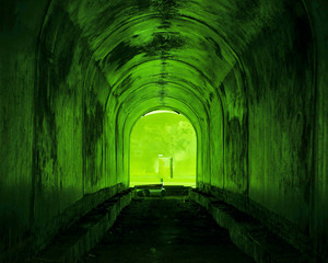 Tunnel-6, C-print, 152x190cm, 2013