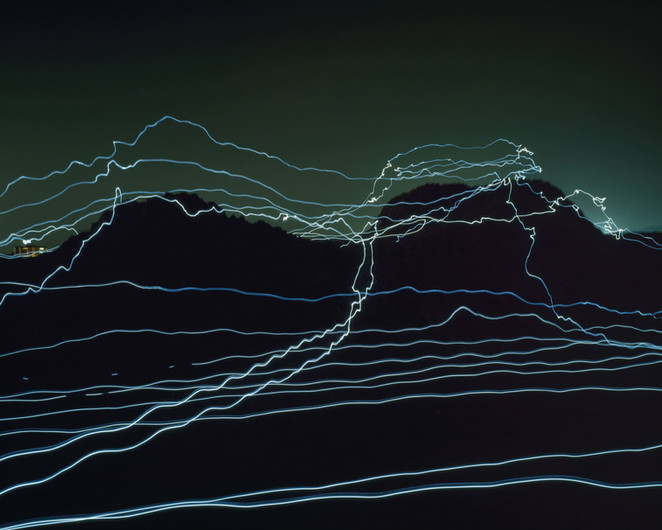 Tracking-7.1, C-print, 152x190cm, 2014