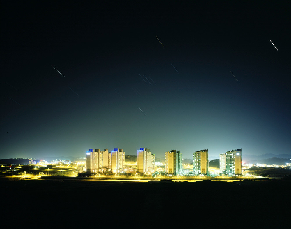 Urban Light-9, C-print, 120x150cm, 2012
