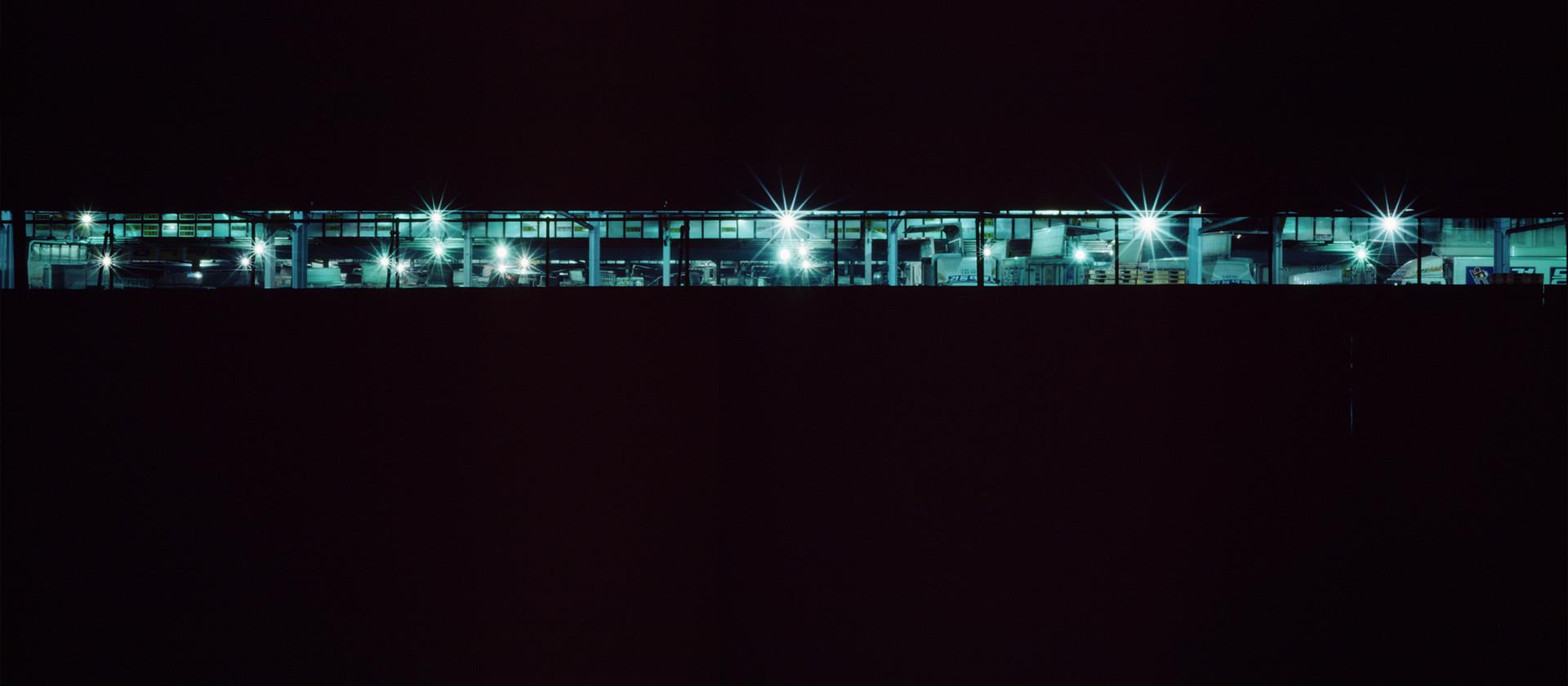 Urban Light-10, C-print, 88x200cm, 2012