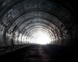 Tunnel-7, C-print, 152x190cm, 2015 copy.