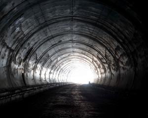Tunnel-7, C-print, 152x190cm, 2015