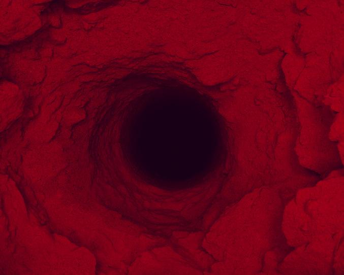 The Hole-2, C-print, 152x190cm, 2015