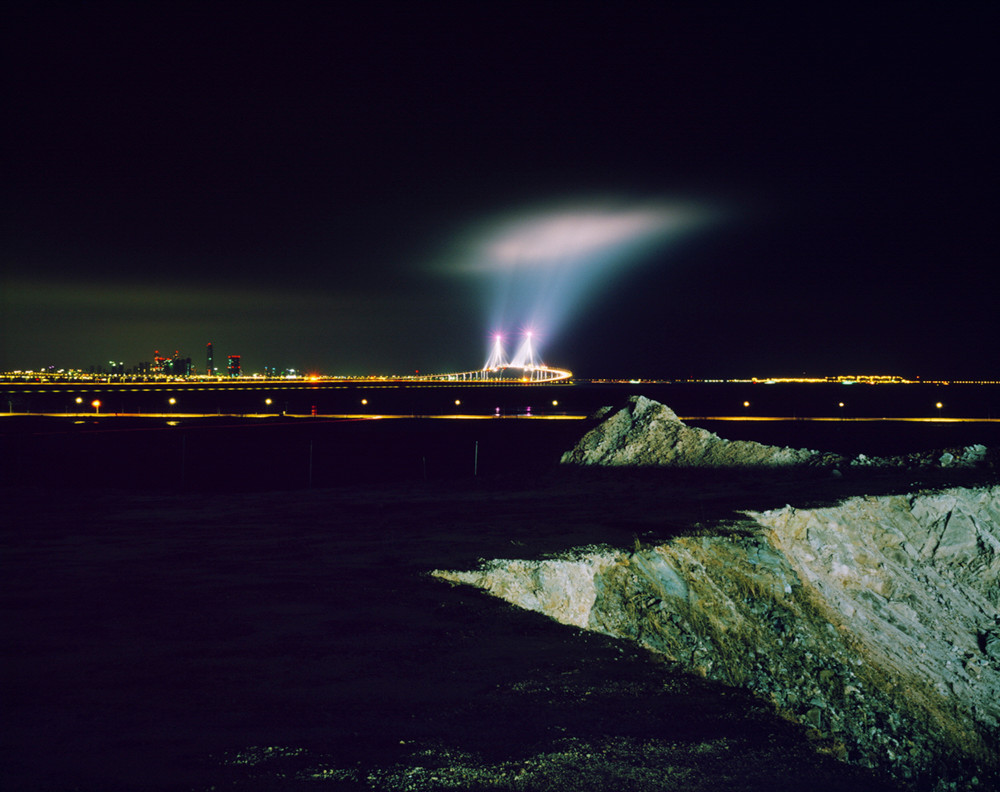 Urban Light-2, C-print, 120x150cm, 2012