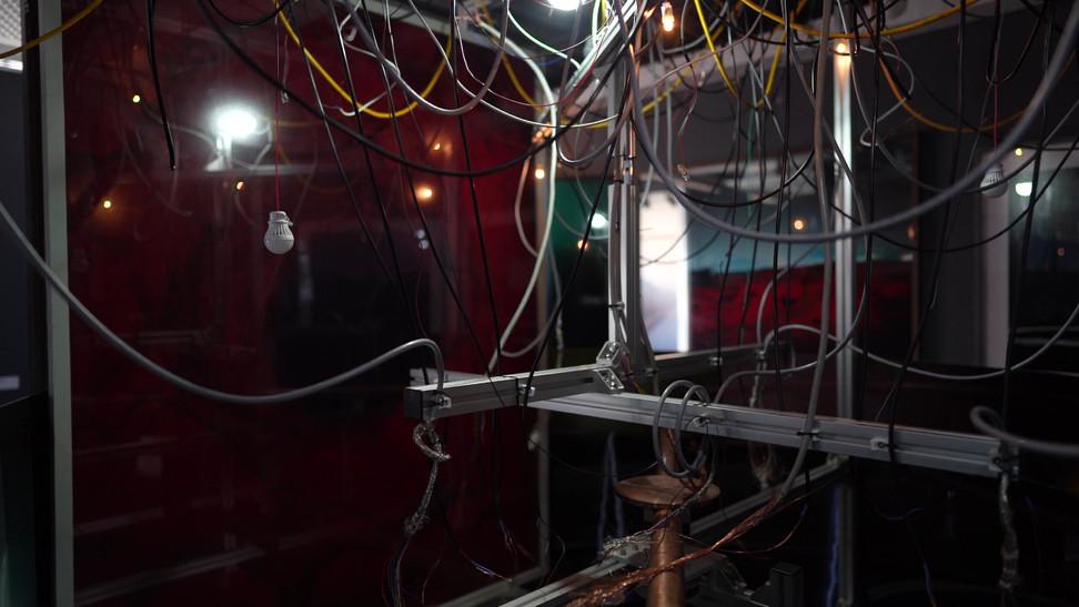 불연속 세트-1, 사진. 모터. 램프, 가변크기, 2020