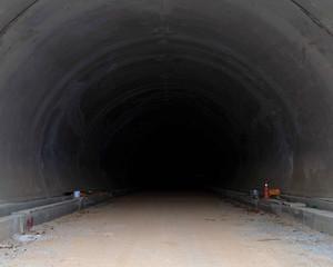 Tunnel-1, C-print, 152x190cm, 2016