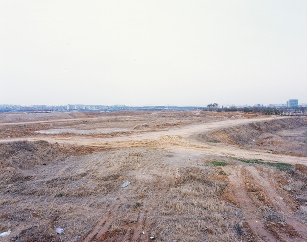 The land-H5, C-print, 120x150cm, 2012