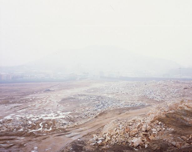 The land-H14, C-print, 120x150cm, 2012