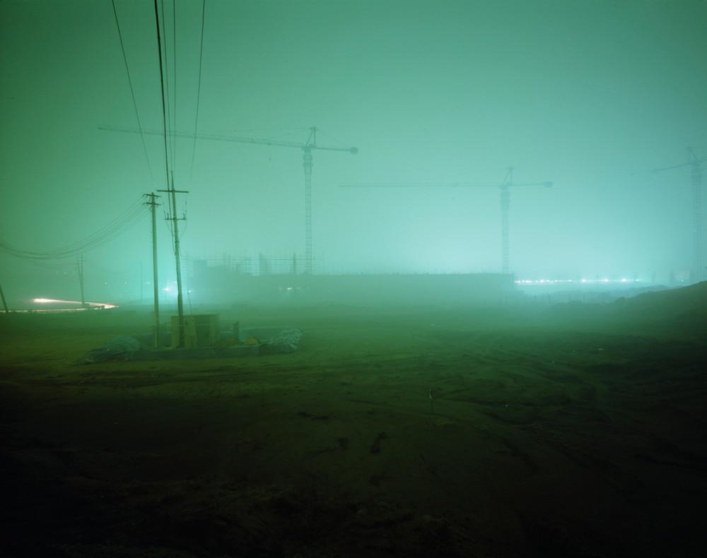 Urban Light-5, C-print, 120x150cm, 2012