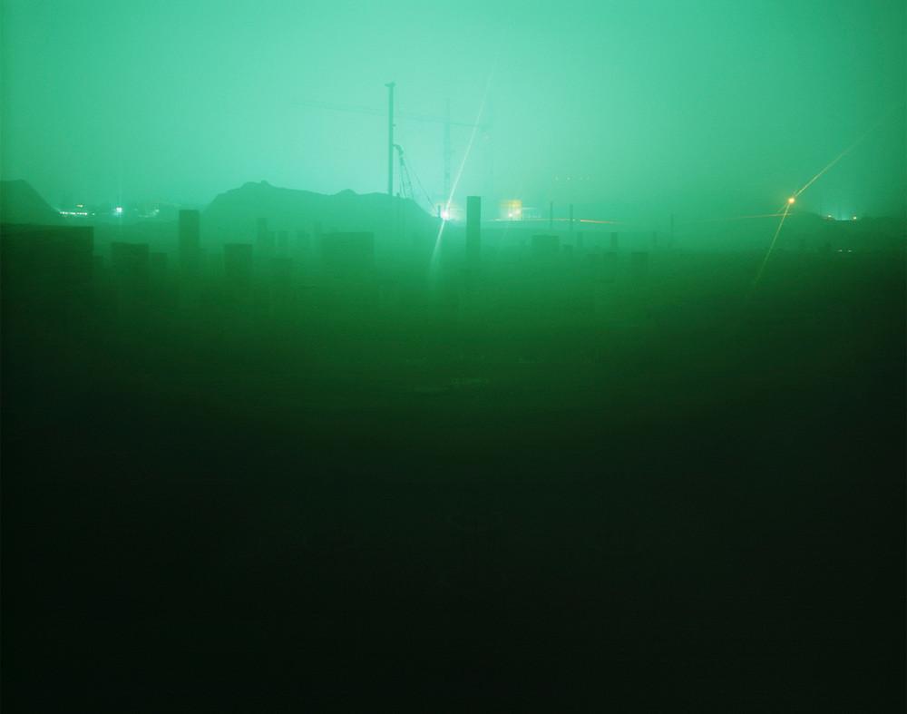 Urban Light-4, C-print, 120x150cm, 2012