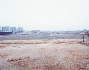 The land-H1, C-print, 120x150cm, 2012