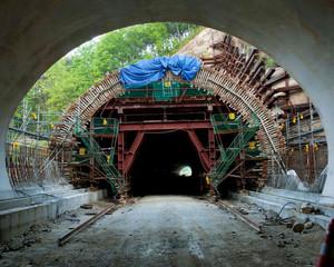 Tunnel-4, C-print, 152x190cm, 2014