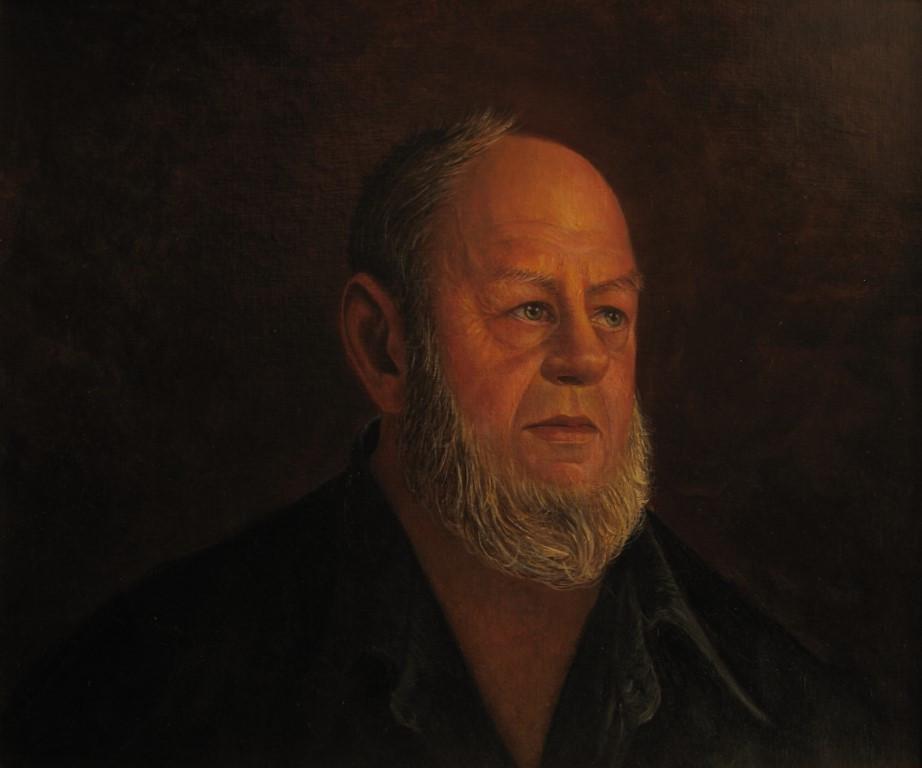 Oberg Portrait