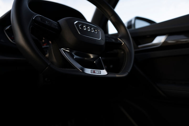 audi sq5 steering wheel