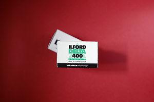 Ilford Delta 400 2019