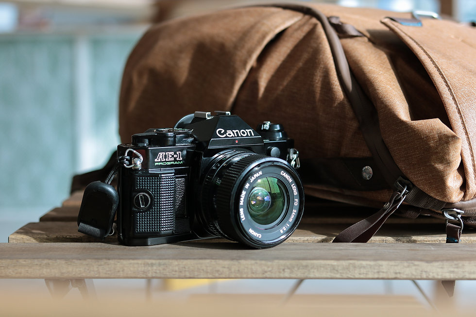 2020 canon ae1 review