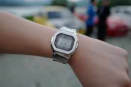 g shock full metal