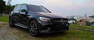 mercedes glc43 review