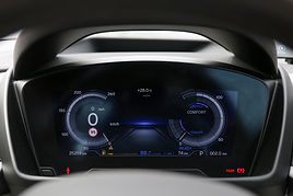 bmw i8 speedo