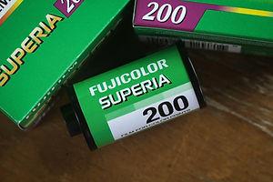 fuji superia 200 review