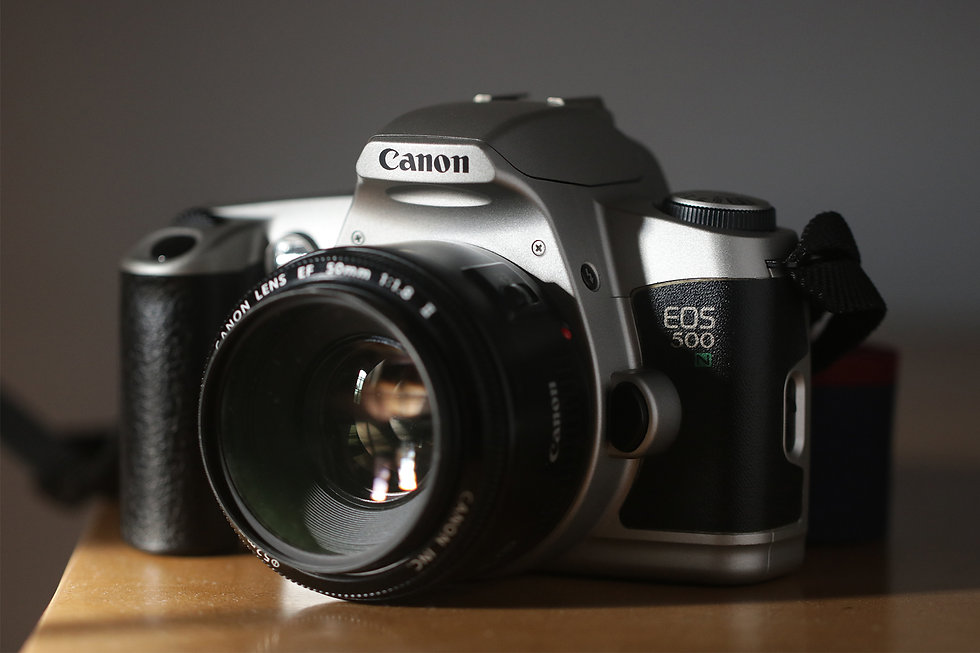 canon 500n review