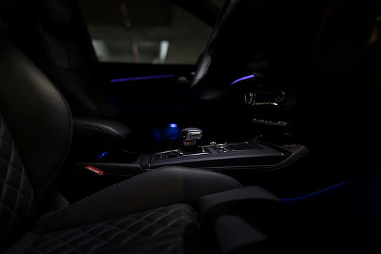 audi ambient lighting