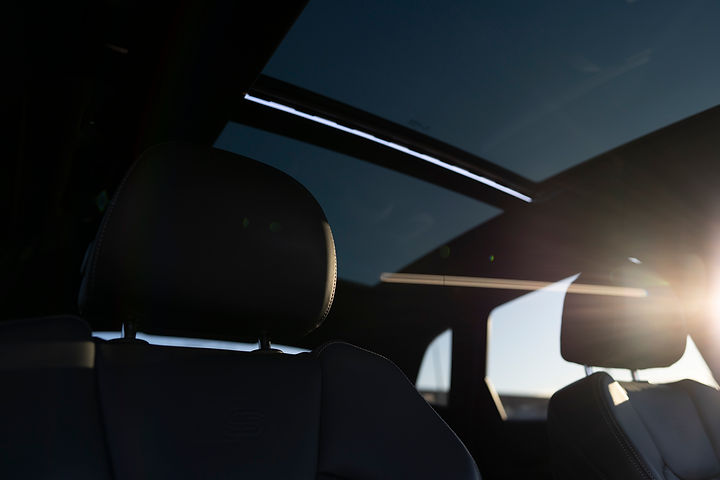 audi q5 Electric Sunroof Panoramic Glass