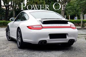 997 Carrera 4S